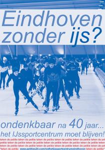 Petitie IJsbaan Eindhoven